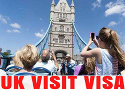 The UK visit visa