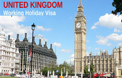 United Kingdom working holiday visa