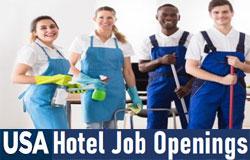 US hotel jobs